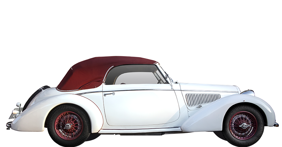 white-car